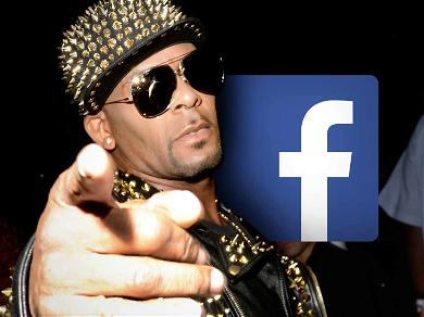 Facebook Shuts Down R. Kelly Support Page for Shaming and 'Bullying' Accusers