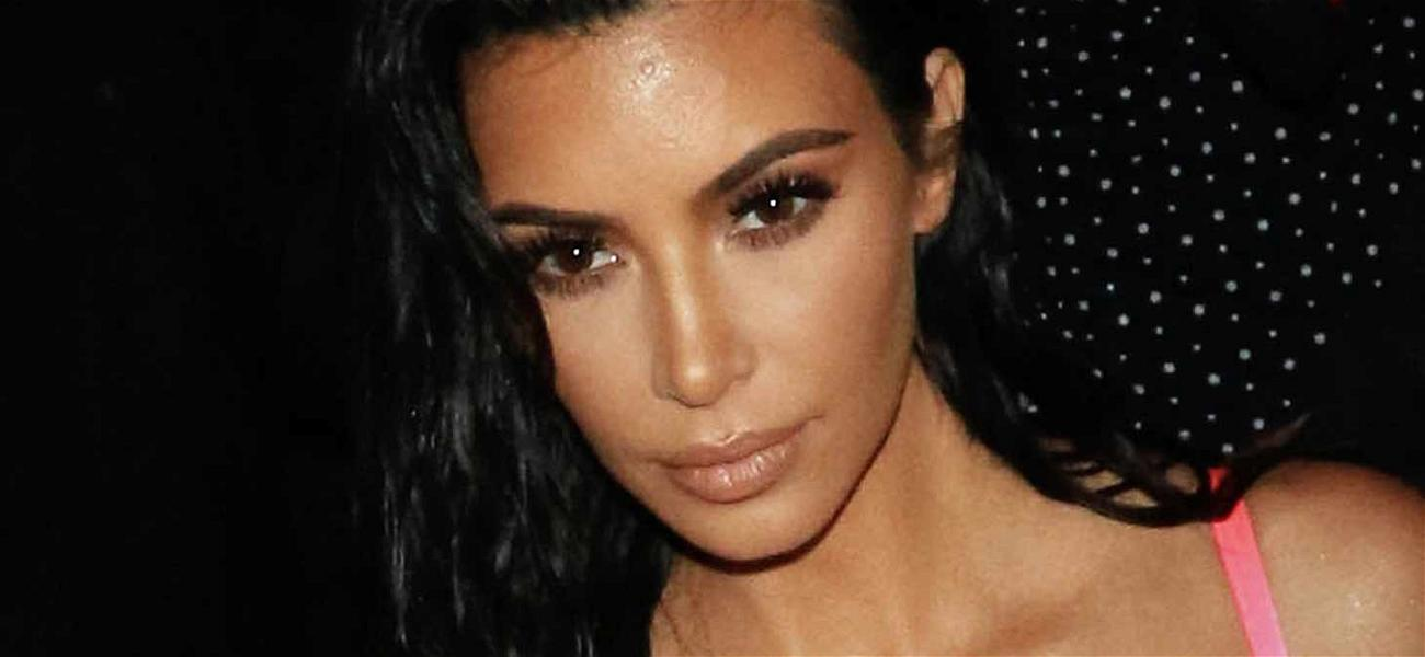 Kim Kardashian Settles Legal Battle Over KKW Beauty Fragrance Bottle