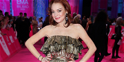 Lindsay Lohan Is Proving Haters Wrong, Having The Best Month Ever