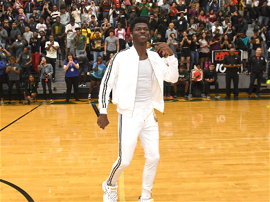 Lil Nas X Drops By His Old High School To Give Surprise Concert