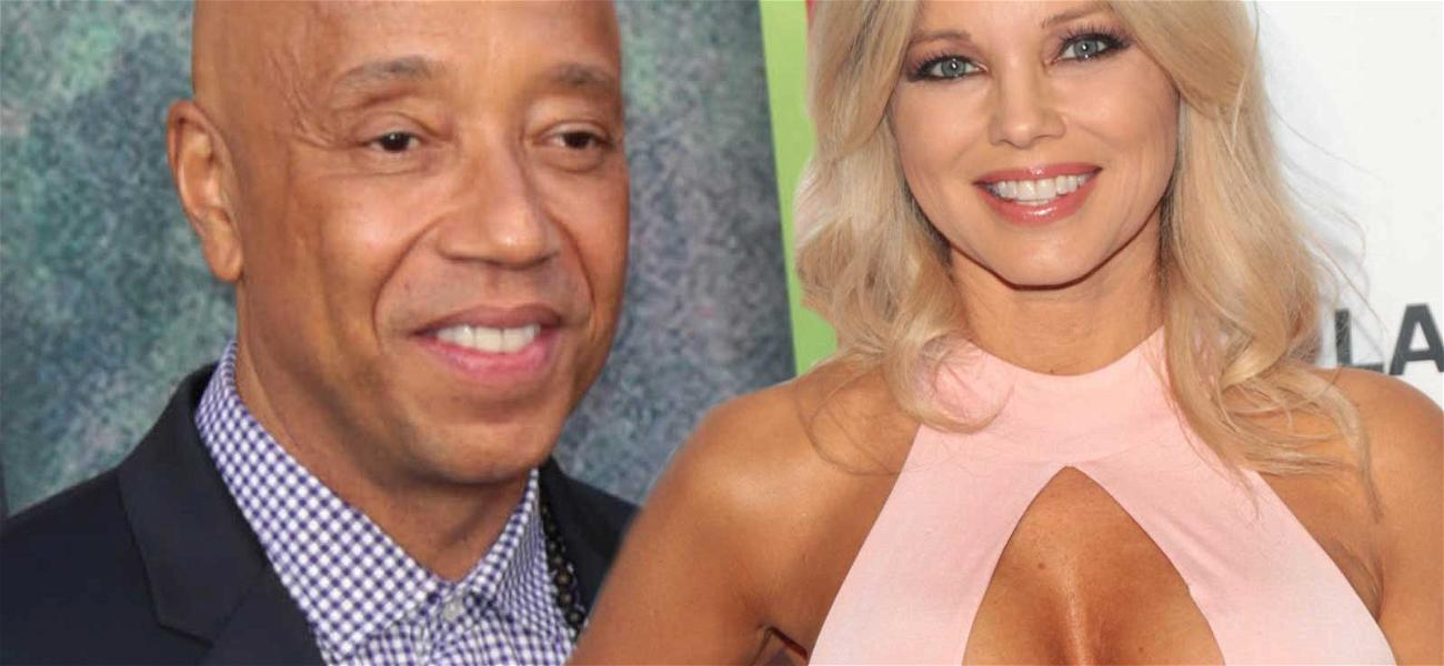 Russell Simmons Dating 'Baywatch' Babe