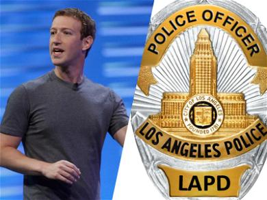 LAPD Gets Search Warrant for Facebook, Investigates 'Disturbing Threats' Against 'Rizzoli & Isles' Star