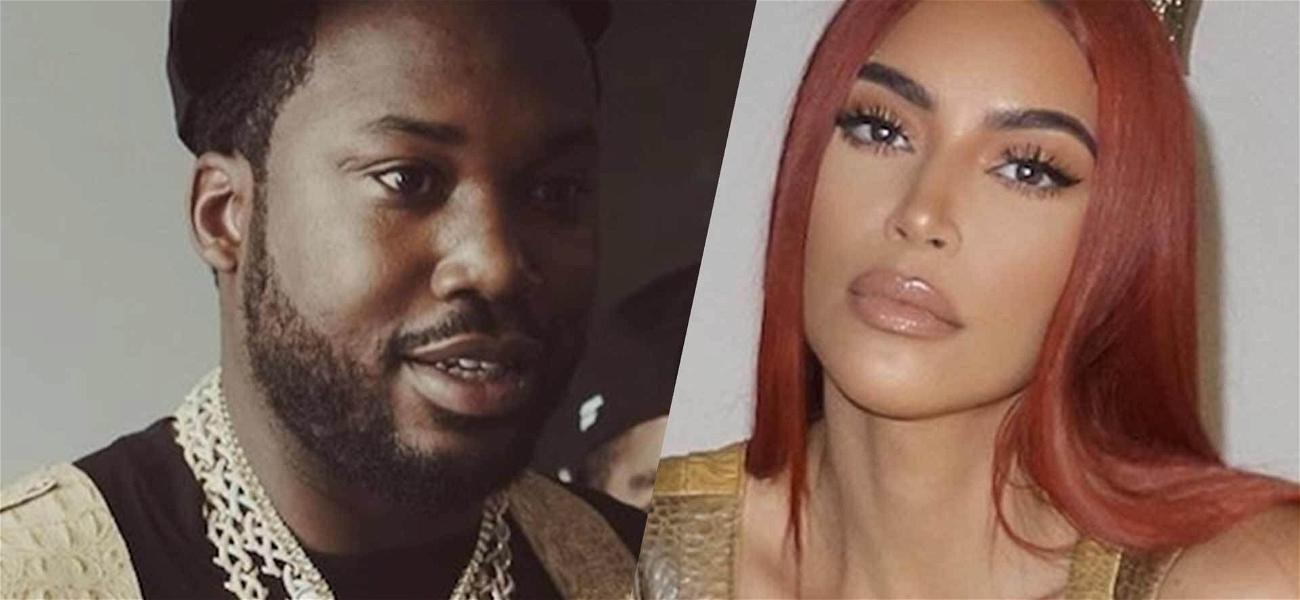 Meek Mill Breaks Silence On Kanye West & Kim Kardashian Situation — There Is NOTHING Going On!!