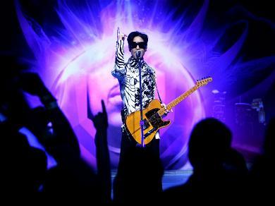 Prince's Estate & Music Now Worth $200 Million