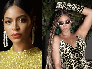 Beyoncé Proves She's The Queen Of The Jungle In Leopard Print