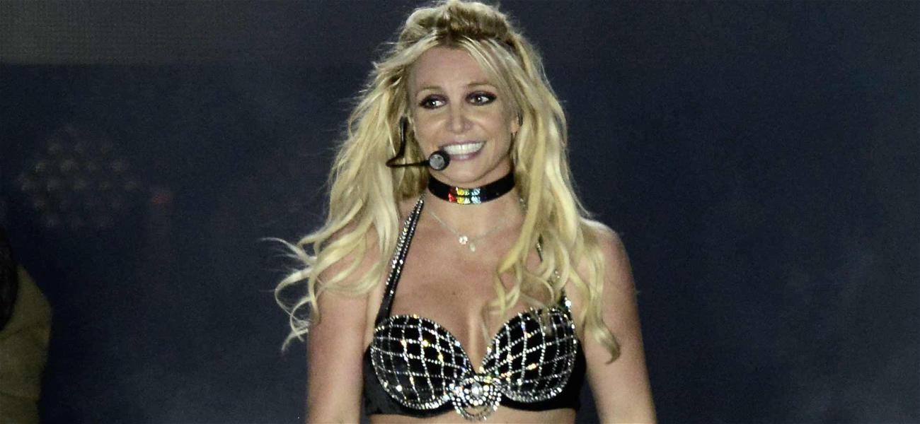 Britney Spears Pleads With Fans: Don't Forget About Me!