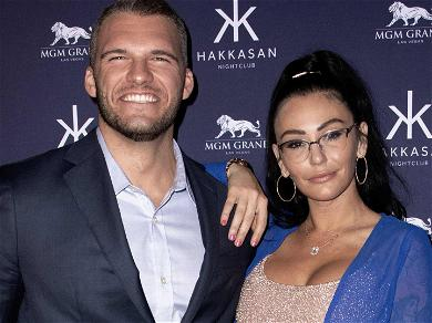 JWoww and New Boyfriend Make Their First Red Carpet Appearance as a Couple