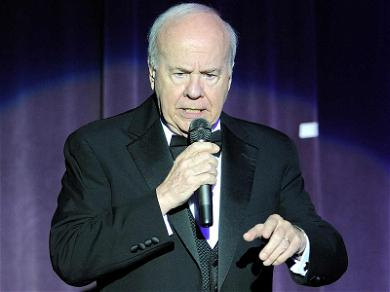 Tim Conway Suffering From Fluid on the Brain, Is Unable to Speak
