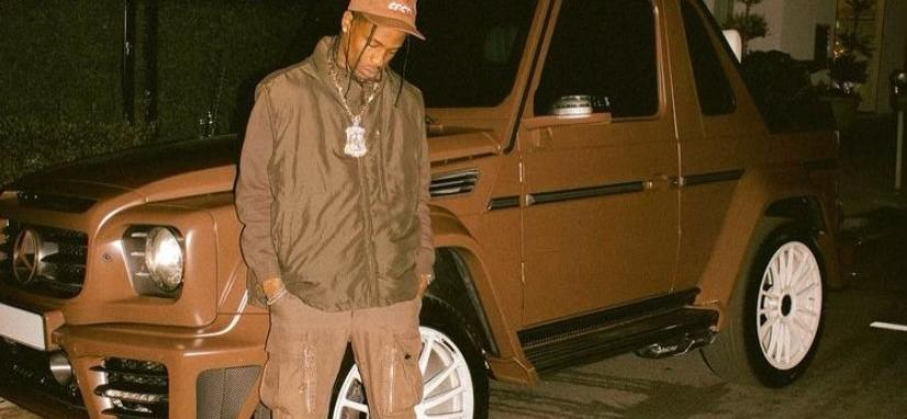 Travis Scott May Face COVID-19 Violations In Los Angeles For Newsstand Event