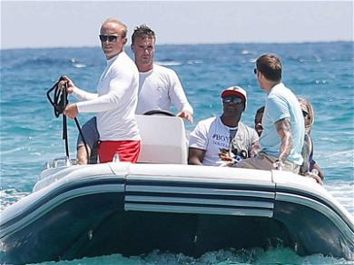 Chris Tucker Vacays in St. Tropez While On 'Delinquent Taxpayer' List