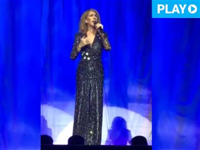 Céline Dion Breaks Down on Stage, Donates Proceeds From Vegas Show to Shooting Victims