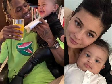 Kylie Jenner and Travis Scott Wish Stormi Happy 1st Birthday With Never-Before-Seen Home Videos