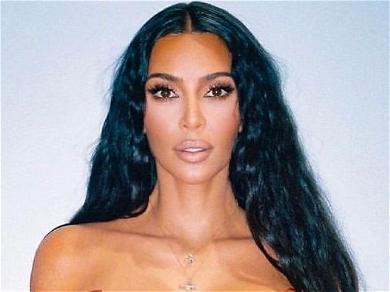 Kim Kardashian Is Still Studying After Failing Baby Bar Exam