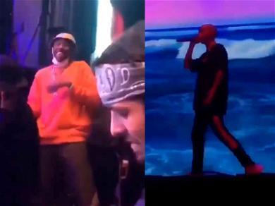 Jaden Smith Calls Tyler, The Creator His Boyfriend in Front of Thousands of People