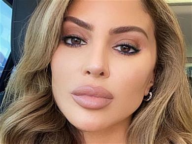 Larsa Pippen Shows Off Pandemic Cash Cow In Skintight Swimsuit