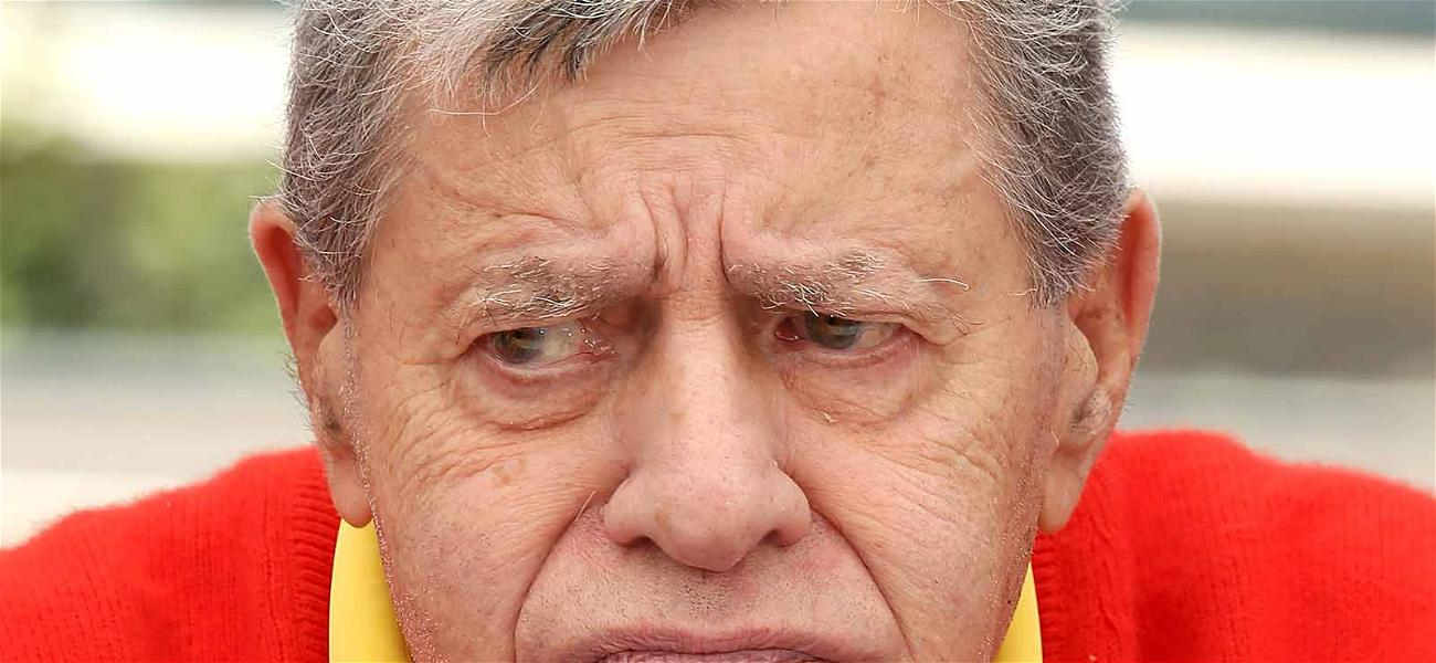 Jerry Lewis Left All But One of His Kids Out of His Will