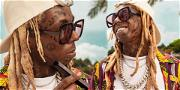 Check Out Lil Wayne's New Explosive Face Tattoo!