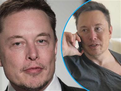 Elon Musk Shares Rare Snap With Billionaire Baby X Æ A-12