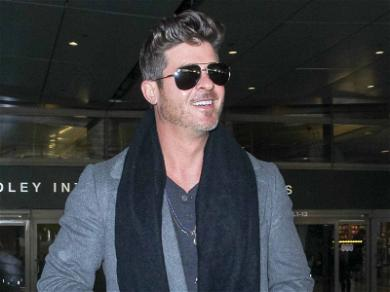Robin Thicke Hit With $2 Million In Not-So Blurred Liens