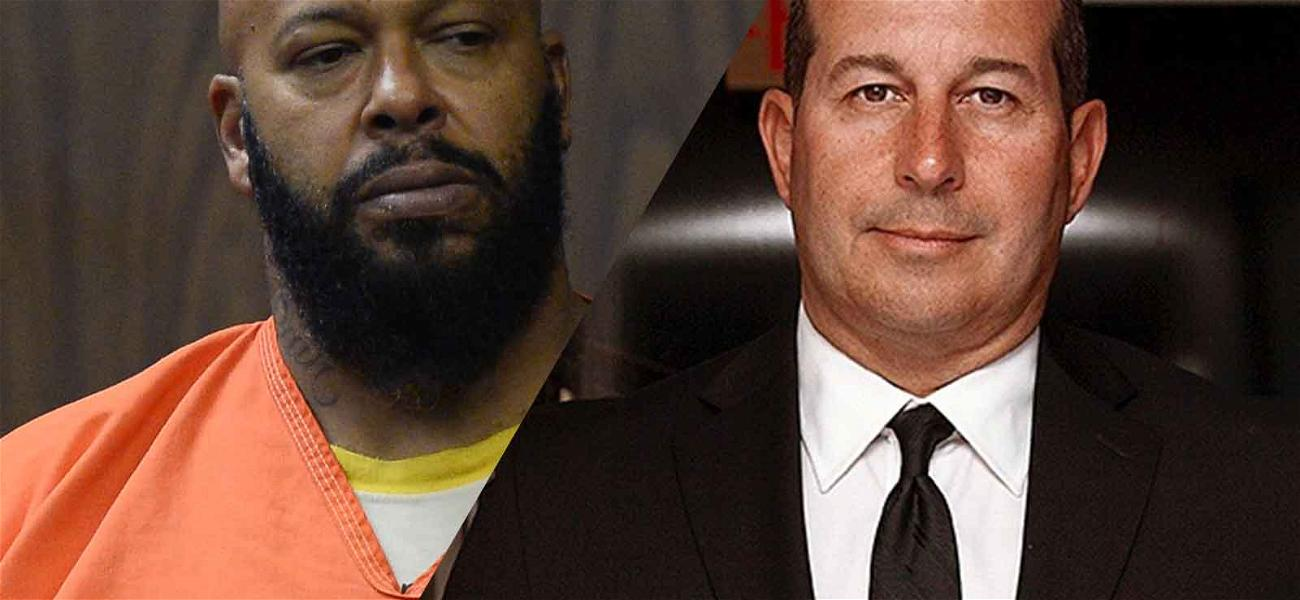 Suge Knight Reaches Out to Casey Anthony's Lawyer to Help Him Beat Murder Case