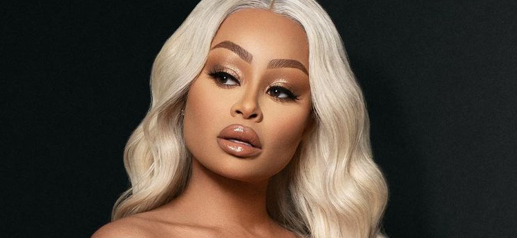 Blac Chyna Shows Off Piercing In Lingerie Snap After Settling With Rob Kardashian