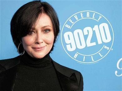 Shannen Doherty Fiercely Responds to '90210' Drama Rumors, Refuses to Be the 'Villain'