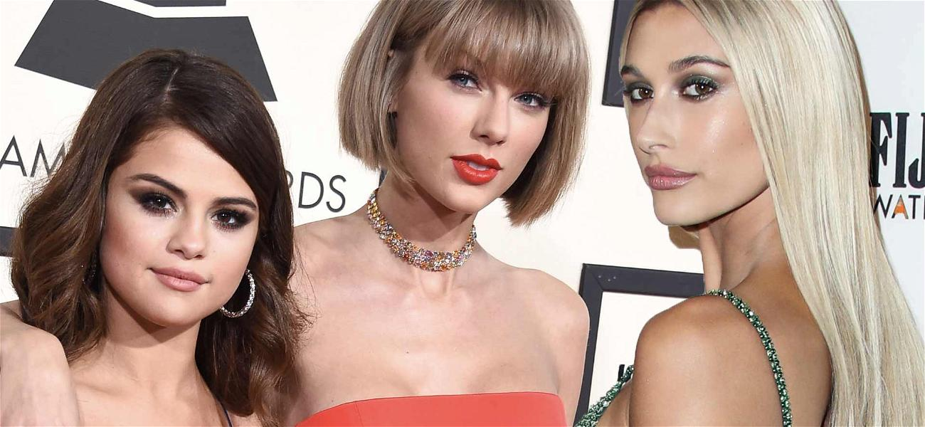 Taylor Swift Defends Selena Gomez's New Song After Hailey Bieber Diss