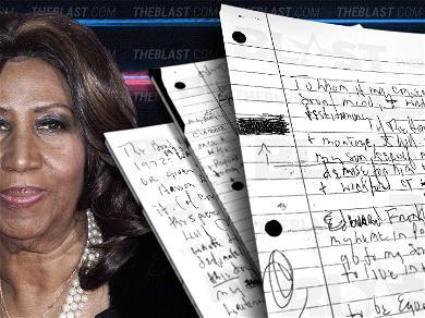 Read Aretha Franklin's Secret Handwritten Wills After Lock Box Discovery