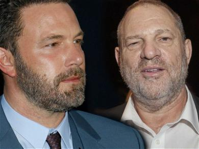 Ben Affleck Will Donate Future Profits From Weinstein Movies to Charity