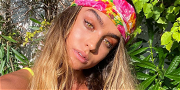 Model Sommer Ray OPENS WIDE In Barely-There Top While Soaking In the Sunshine