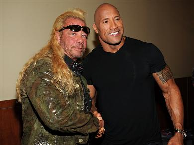 'Dog The Bounty Hunter' Sends Message Of Support To The Rock After His Father's Death