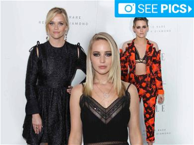 Reese Witherspoon, Jennifer Lawrence and Kristen Stewart Open Up About Sexual Harassment in Hollywood