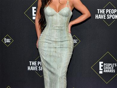Kim Kardashian Has Gained Weight and She's Loving It!