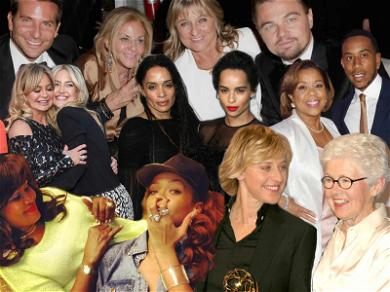 Celebrities With Their Mamas Will Make You Wanna Squeeze Yours On Mother's Day