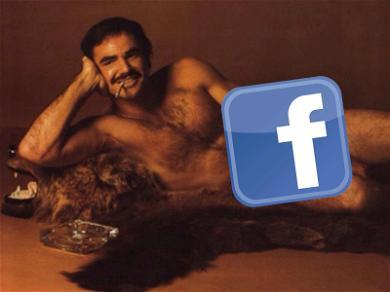 Facebook Wages War Against Nude Burt Reynolds, Violates 'Community Standards'