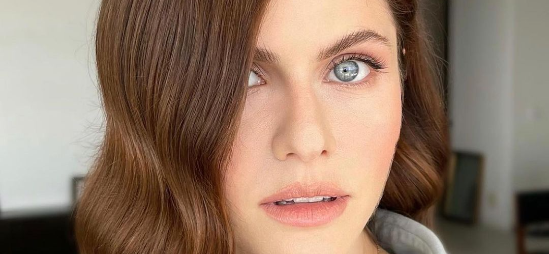 Alexandra Daddario Only Has Eyes For You In Stunning Glam Selfie