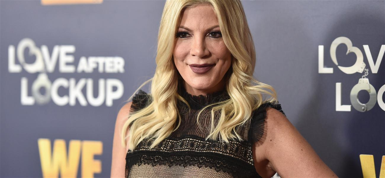 Tori Spelling Apologizes For Posting Racially Inappropriate Picture Of Daughter