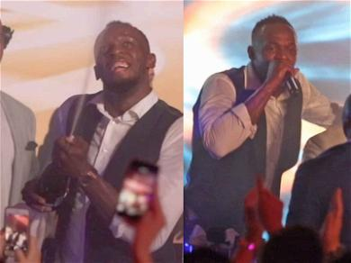 Usain Bolt: Where My 'African' Ladies At?!