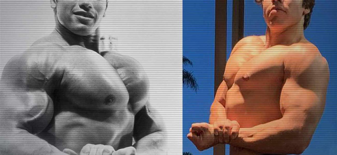 Arnold Schwarzenegger's Son is Addicted to The Pump