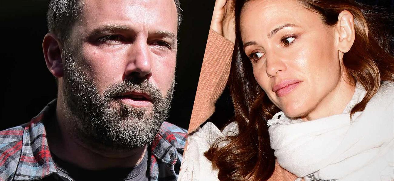 Ben Affleck and Jen Garner Divorce Finalized