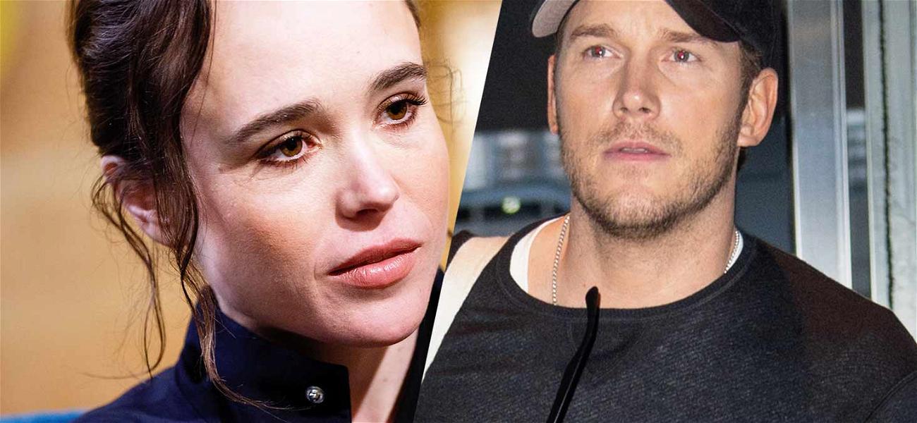 Ellen Page Slam's Chris Pratt's Church for Anti-LGBTQ Views