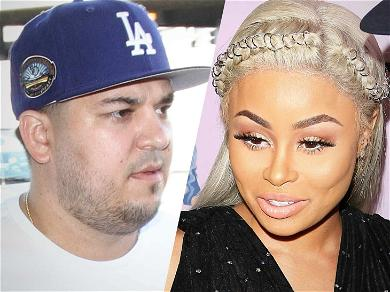 Rob Kardashian Files to Lower Child Support Payments Because Blac Chyna is a Millionaire