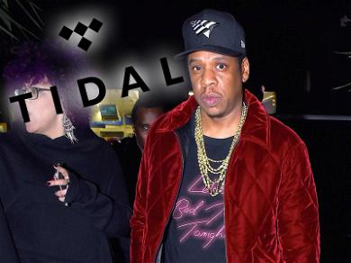 Jay-Z Sued Over Purchase of Tidal