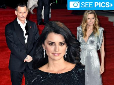 'Murder on the Orient Express' Cast Slays on the Red Carpet