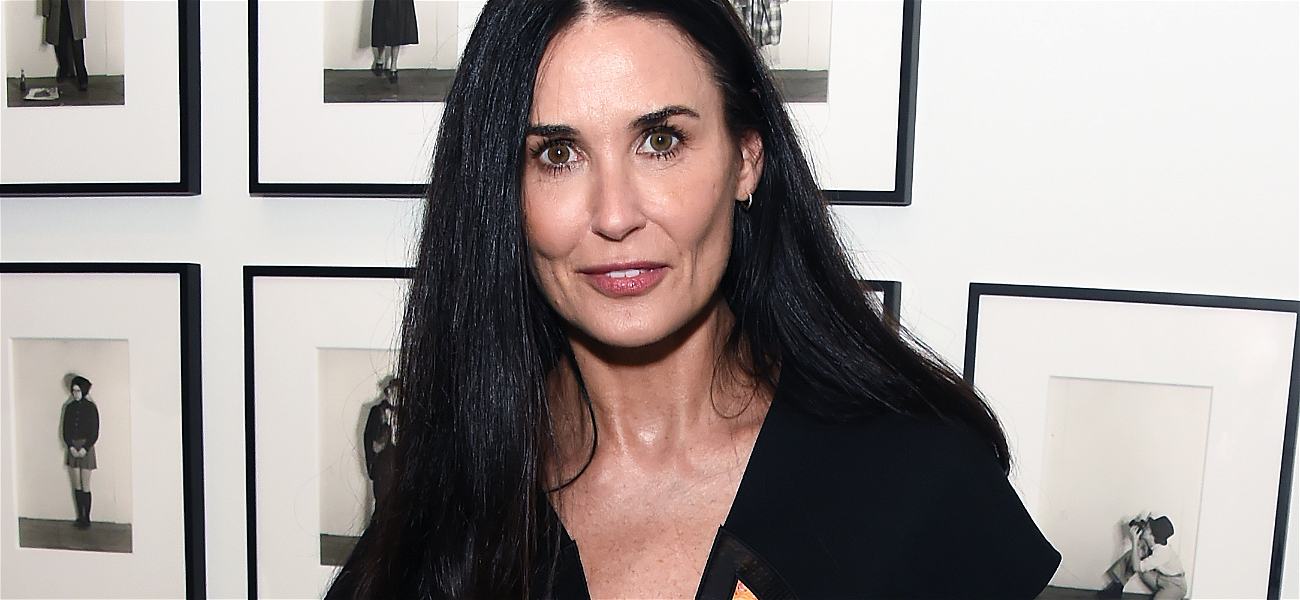 Demi Moore Shows Never-Before-Seen Baby Bump Before Miscarriage With Ashton Kutcher
