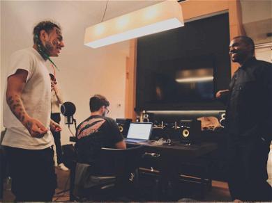 Kanye West Confirms Collaboration with Tekashi 6ix9ine