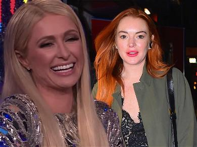 Paris Hilton Calls Lindsay Lohan 'Lame' and 'Embarrassing' During 'WWHL' Interview