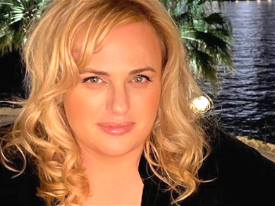 Rebel Wilson CRUSHES Instagram With A Lime Green Bikini 'Thirst Trap' Pic