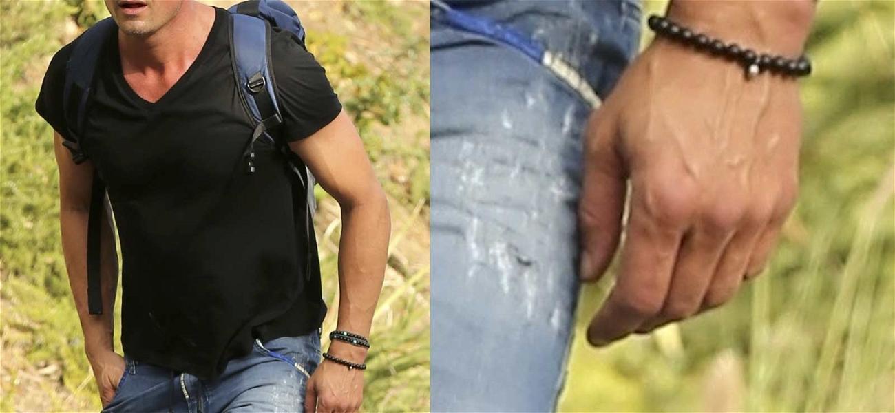 Josh Duhamel's Wedding Ring Takes a Hike