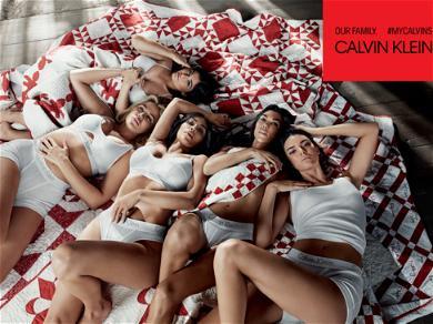 Kardashians Calvin Klein Ad